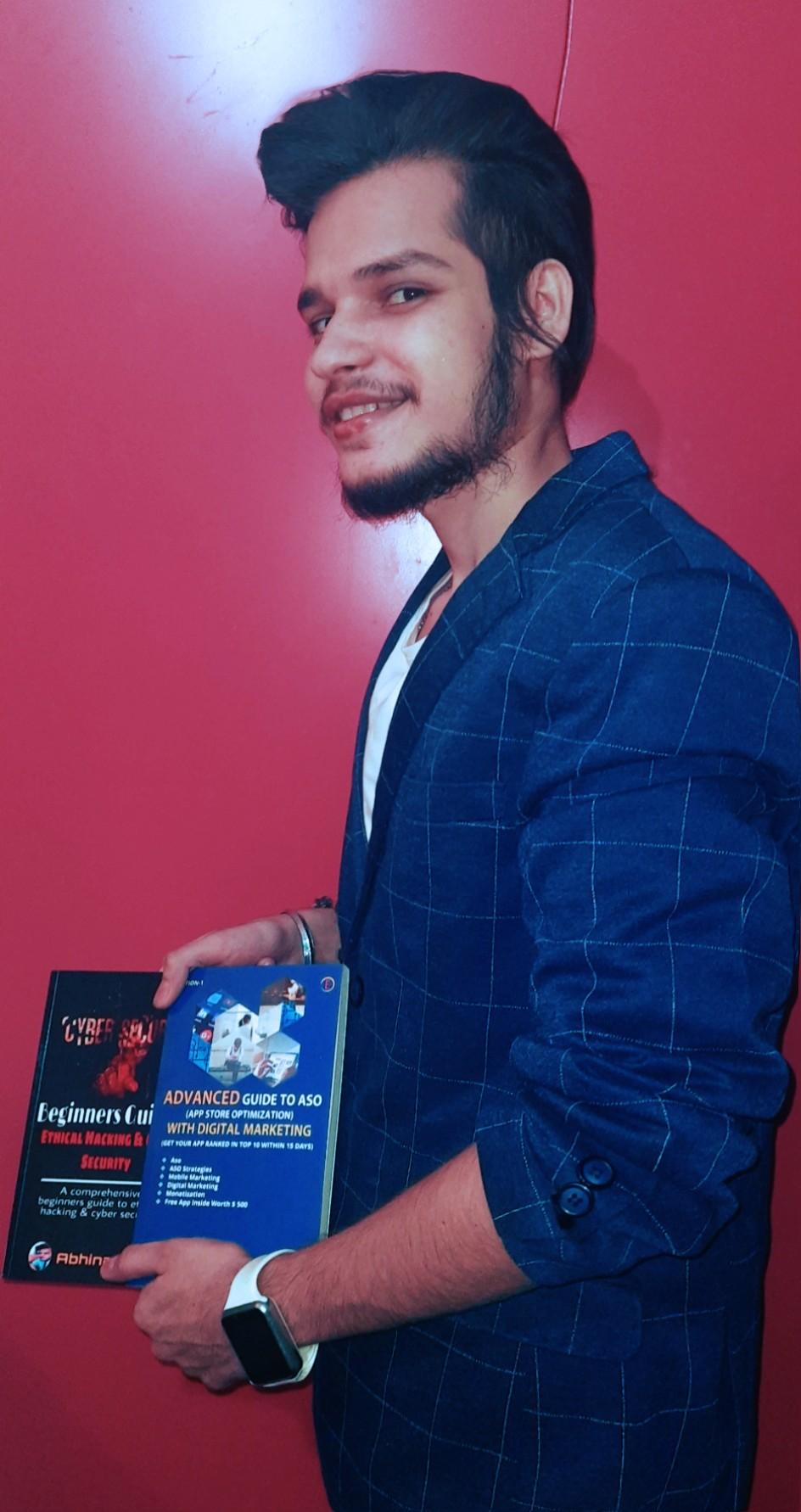Abhinav Ojha - The passionate Digital entreprenuer